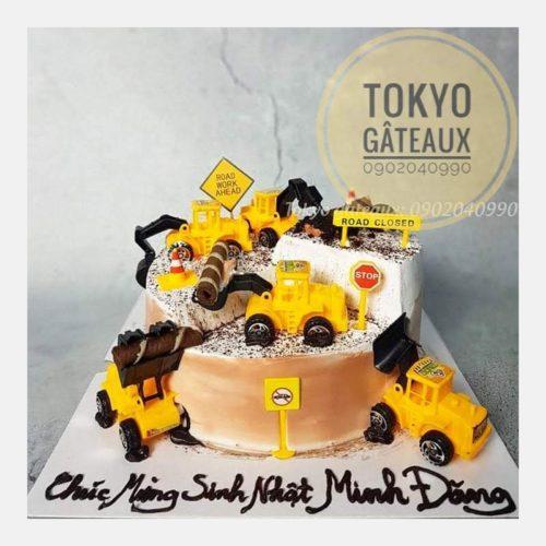 Bánh sinh nhậtĐa dạng nhiều mẫu bánh