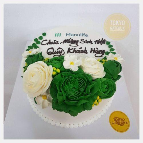 Bánh sinh nhật doanh nghiệp